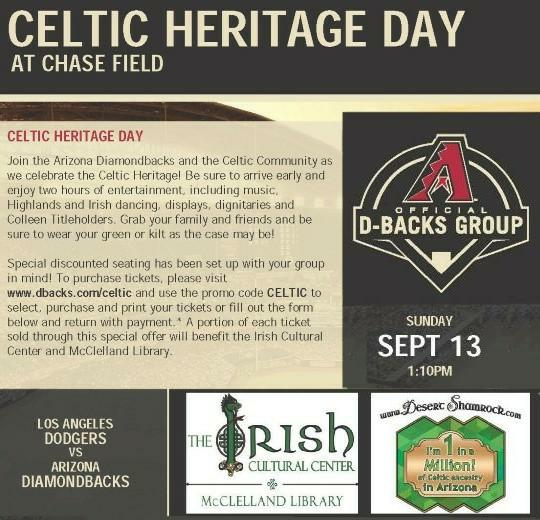 Cletic Heritage Day